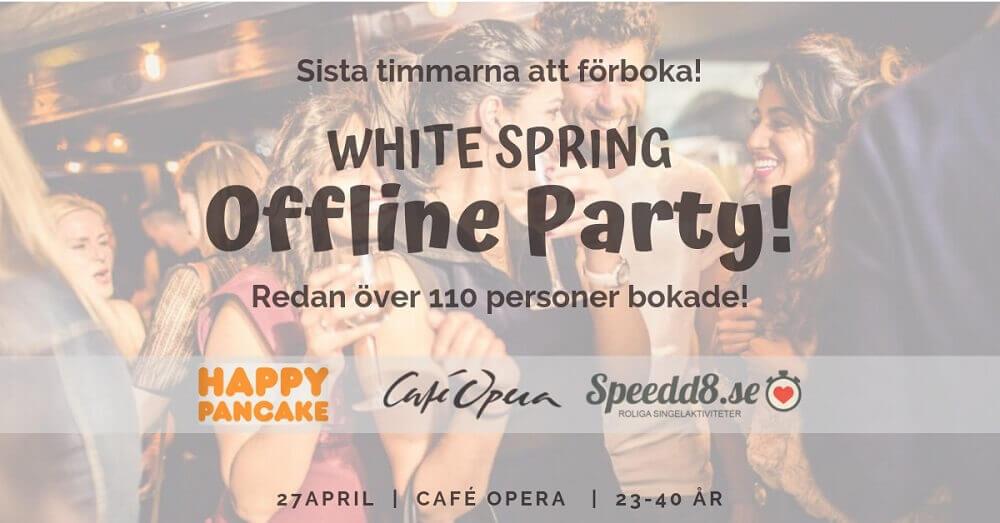 Opera Speed Dating ikväll